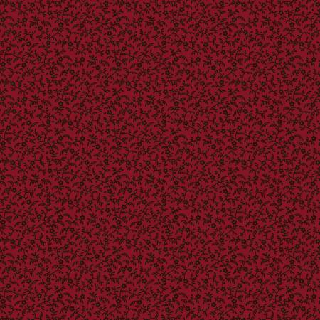 Red Reproduction Print 8344 0511