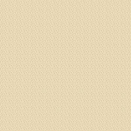Circa Prairie Shirting Cream Background with Tiny Dots R17 8345 0542
