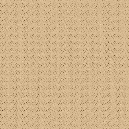 Circa Prairie Basics Tan Background with Tiny Dots R17 8345 0590