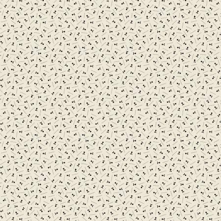 Cream Dot & Dash Reproduction Print
