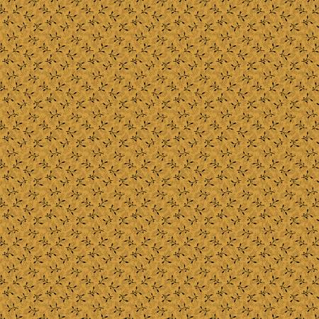 Circa Prairie Basics Gold Background with Reproduction Print R17 8380 0532