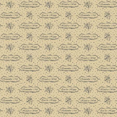 Cream Reproduction Print - Circa Prairie Endearments