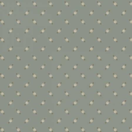 Marcus 8390-0571 Grey Dot & Diamond Reproduction Print