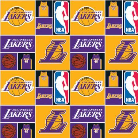LA Lakers Patch