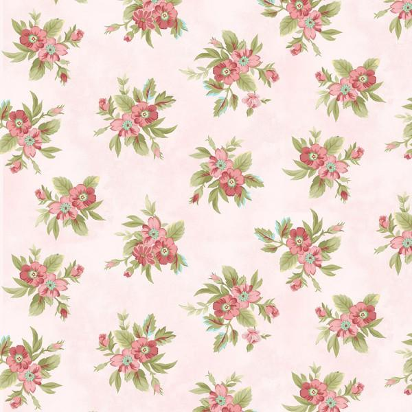 Blush Small Floral