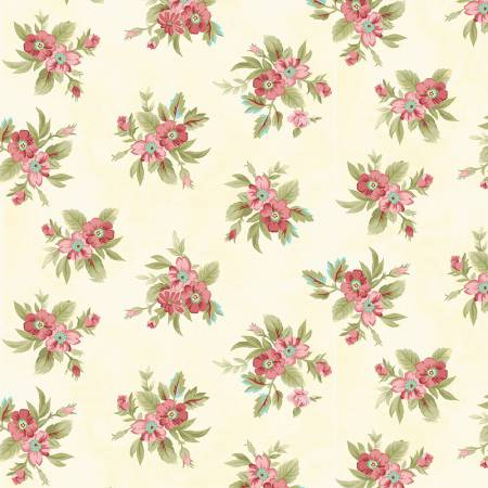 Butter Small Floral