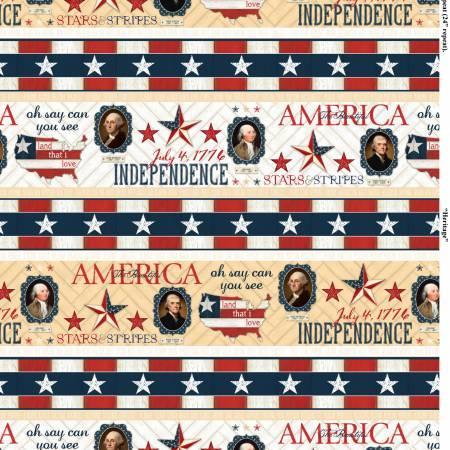 Multi Heritage Repeating Stripe