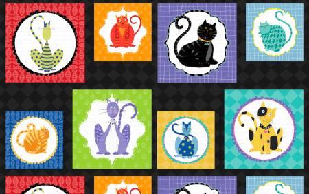 Multi Feeline Good Craft Panel