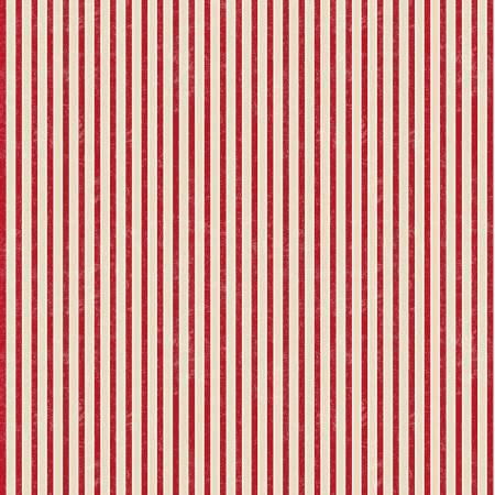 Liberty Lane Red Pin Stripes