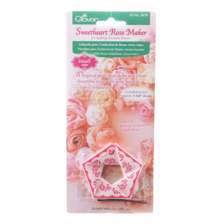 Sweetheart Rose Makers Small Approx - 8470CV