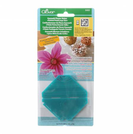 Kanzashi Flower Maker Pointed Petal Large - 051221554834