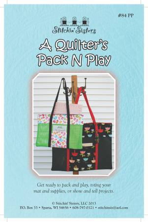 A Quilter's Pack N Play 84PP