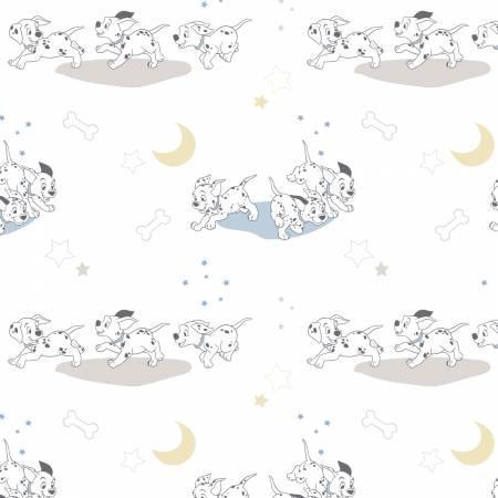 101 Dalmatians Running 85010104-1