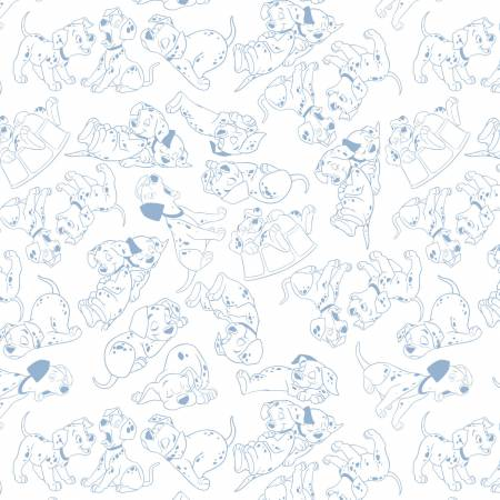 101 Dalmatians Outlines Disney