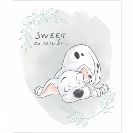 Disney Sentimental Dalmatian Panel