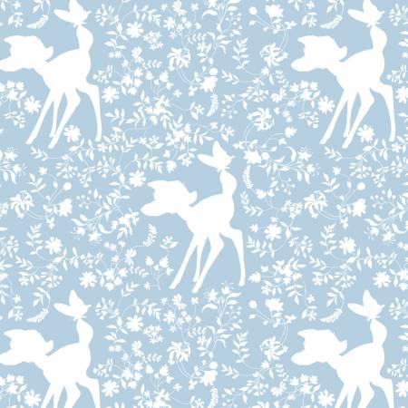 Bambi Silhouette Disney