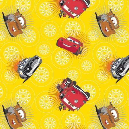 Disney Cars - Wheels Sunshine