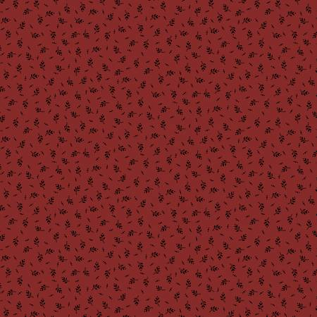 Red Petite Leaf Reproduction 8509-0111