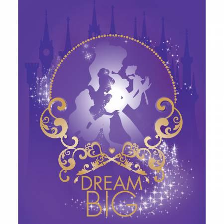 Disney Princess Dream Big Panel