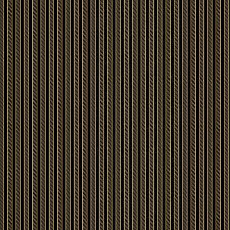 Black Ticking Stripe Reproduction 8511-0112