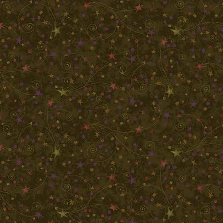 Green Confetti Star 8511-66
