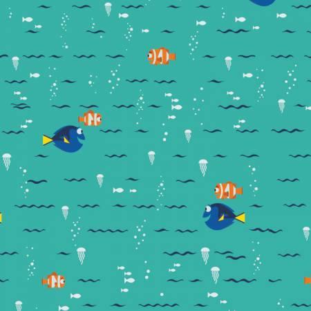 Disney Finding Dory  Aqua