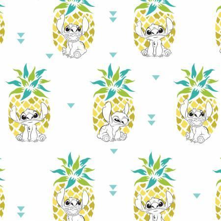 Lilo & Stitch Pineapple (white) 85240103-1
