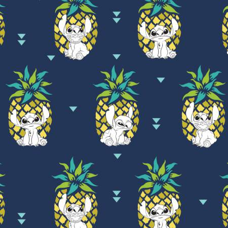 Lilo & Stitch Pineapple (Navy)  85240103-3