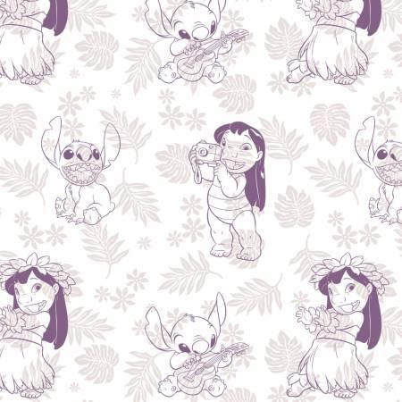 Lilo & Stitch- Hula Toile  85240105-3