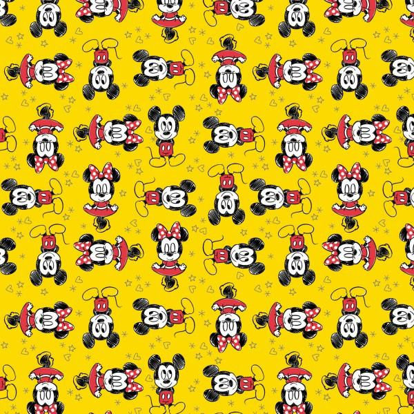 Sunshine Mickey & Minnie