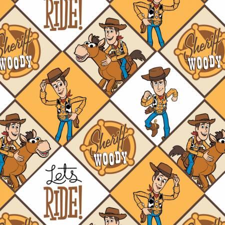 Multi Disney Toy Story Sheriff Woody
