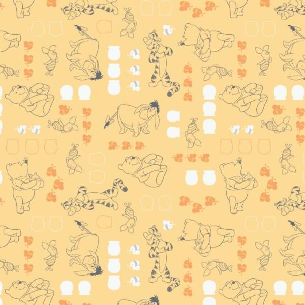 Chamomile Winnie the Pooh Characters