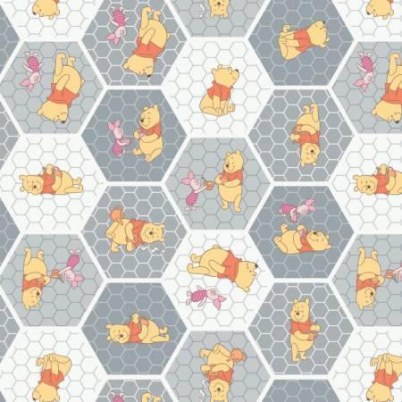 Stone Winnie the Pooh Tea Time