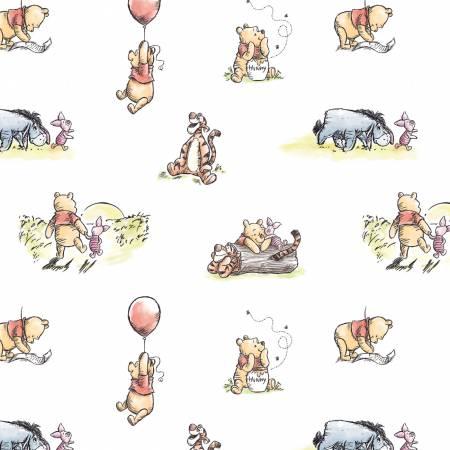 Winnie the Pooh : Storytime Mint - #85430501-02 - Walt Disney