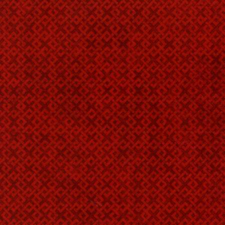 Red Criss Cross Texture