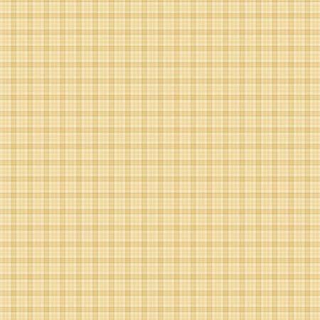 Cream Tonal Window Check Yarn Dyed by Janet Rae Nesbitt