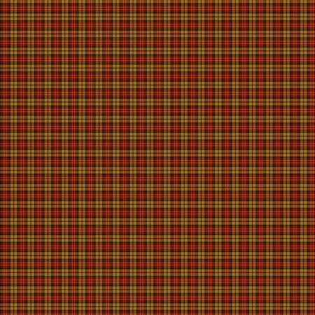 Red-Gold Small Plaid Fat Quarter Yarn Dyes Collection by Henry Glass Fabrics