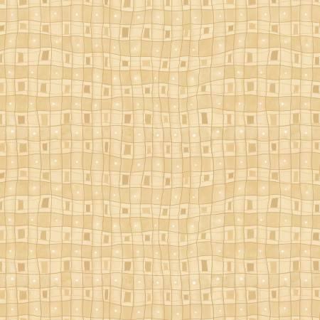 Linen Closet 2 Cream Wonky Plaid 8571-44