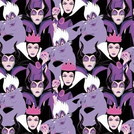 Purple Disney Diabolical Villains