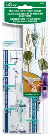 Macrame Plant Hanger Gauge