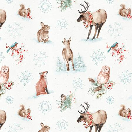 A Magical Christmas by Wilmington Prints 86462-123