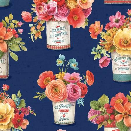 Blue Bouquets 86481 183