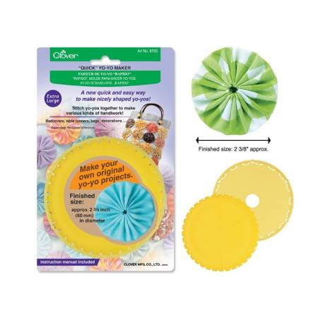 Clover Quick Yo-Yo Maker Extra Large