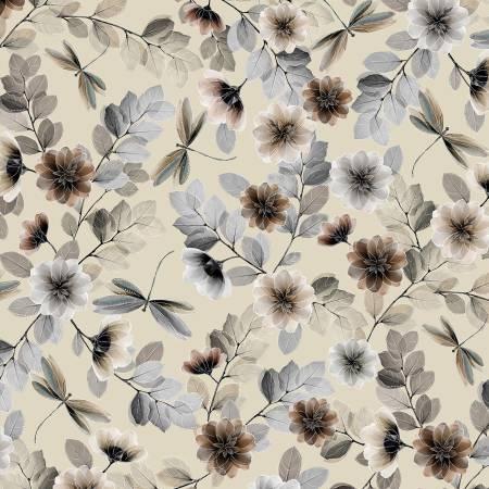 Essence of Pearl Ecru Tree Blossom Pearlized