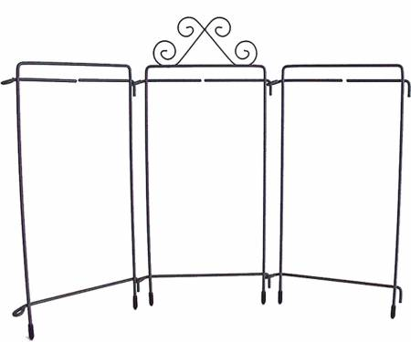 6in x 12in Grey Table Top Tri-Stand