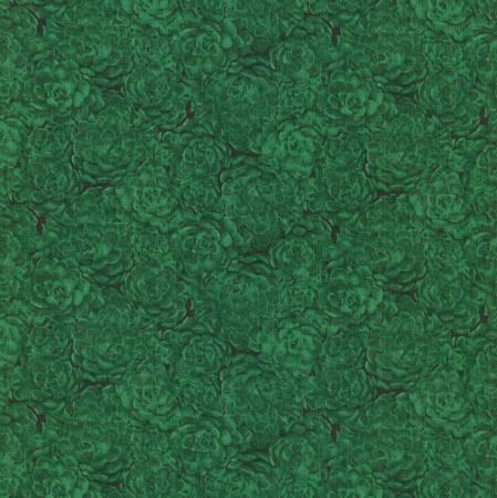 RJR Jinny Beyer Color Palette #63 Green Flower