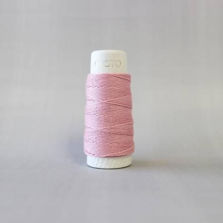 Cosmo Hidamari Sashiko Solid Thread 30 Meters Cherry Blossom