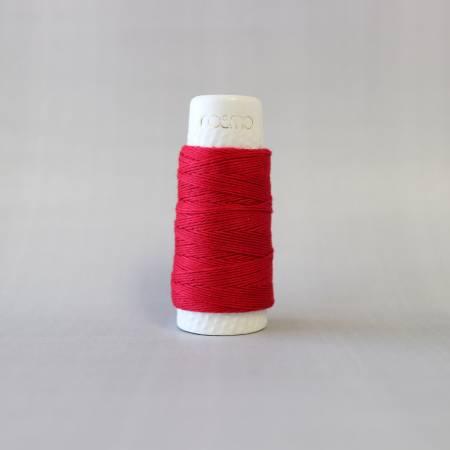 Cosmo Hidamari Sashiko Solid Thread 30 Meters Tulip