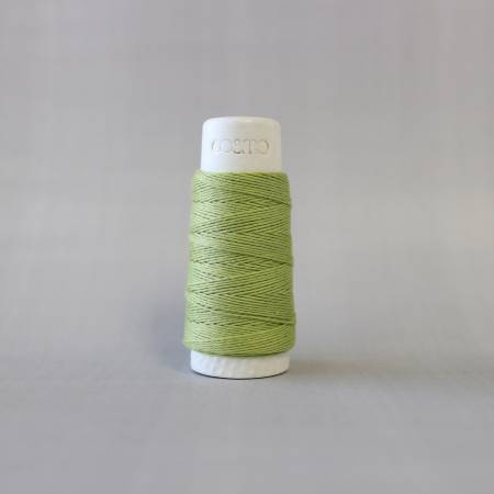 Sashiko Thread Cosmo Green Tea 88-015