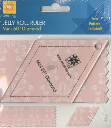 Mini 60 Degree Diamond 1pc